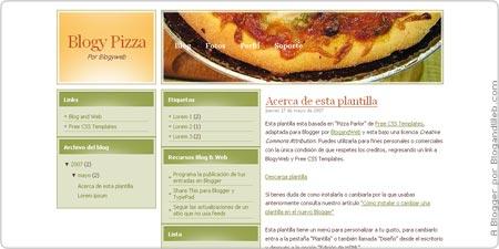 Pizza demo