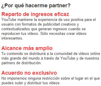 partner youtube