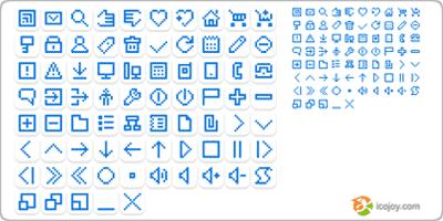Mini iconos de Icon Joy