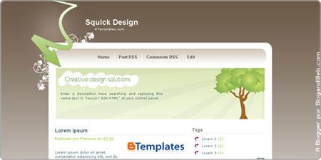 Squick Design demo