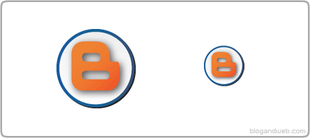 Google Blogger (Blogspot) Icon