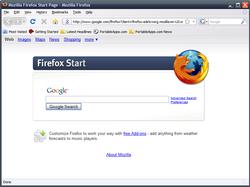 Firefox portátil