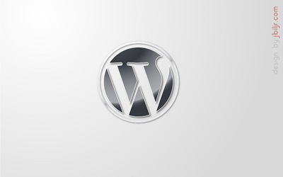 WordPress plateado
