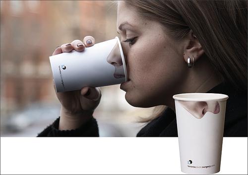 En publicidad, hay que ser creativos...