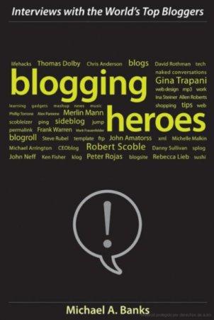 Portada de Blogging Heroes