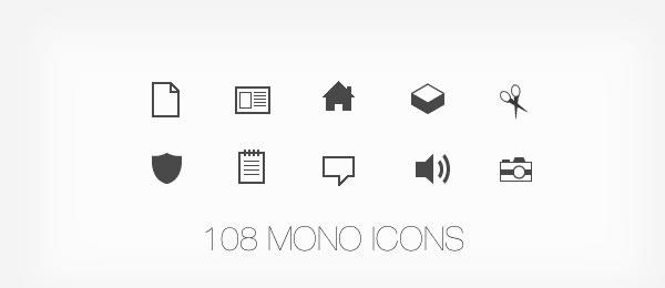 mono-iconos