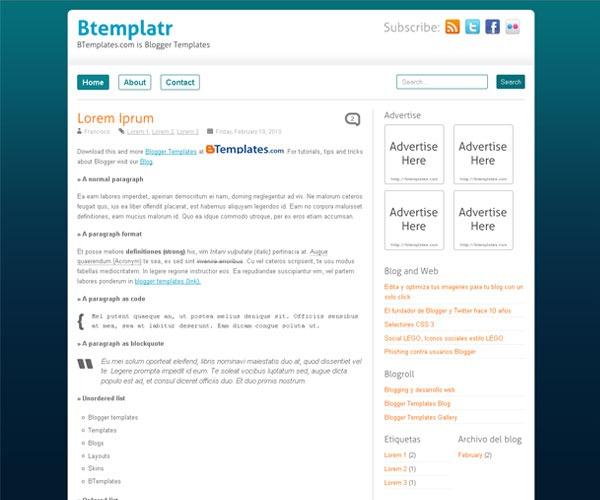btemplatr-blogger-template