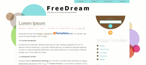 FreeDream demo