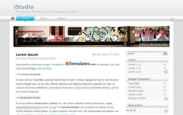 istudio-plantilla-blogger