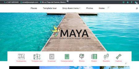 Maya demo